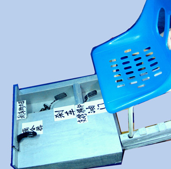 汽车刹车踏板和油门踏板结构