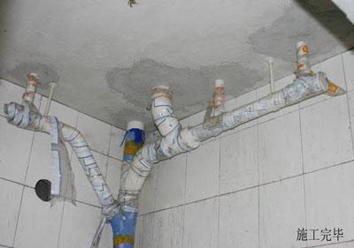 下水管道结构图